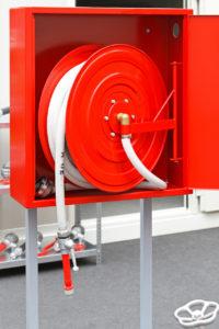 Brannslanger - brannposter